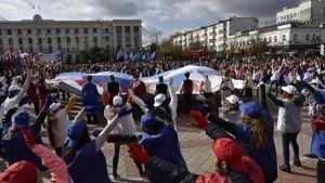 Праздник собрал на площадях 42 тысячи крымчан - «Керчь»