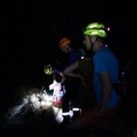 Крымские спасатели и кинологи приняли участие в поисковой операции в горах Бахчисарая  - «Происшествия»