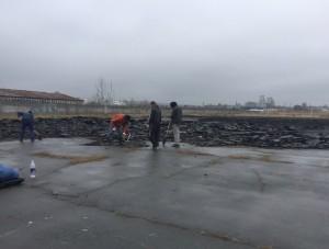 В Керчи монтируют новое футбольное поле     - «Спорт Крыма»