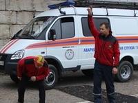 Сотрудники «КРЫМ-СПАС» сдают нормативы по физической подготовке - «МЧС»