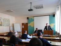 Сергей Шахов: в 2018 году в «Учебно-методическом центре по ГО и ЧС Республики Крым» запланировано обучить более 3500 человек - «МЧС»