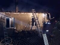 Крымские огнеборцы отстояли жилой дом от огня - «МЧС»