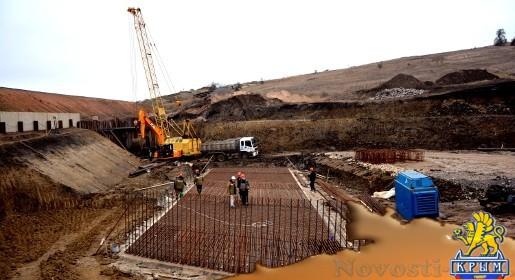 Строители выполнили более половины всех работ на автоподходах к Крымскому мосту - «Возвращение в Россию»