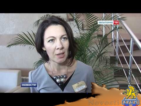 В Евпатории открыли новый медицинский центр  - (видео)