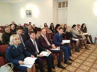 В главном управлении юстиции прошло очередное заседание координационного совета - «Правам человека»