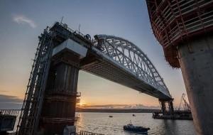 В голосовании за название моста лидирует «Крымский мост» - «Керчь»
