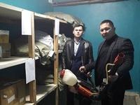 Сотрудники МЧС Республики Крым продолжают проводить проверки по созданию и хранению материального резерва в органах исполнительной власти - «МЧС»