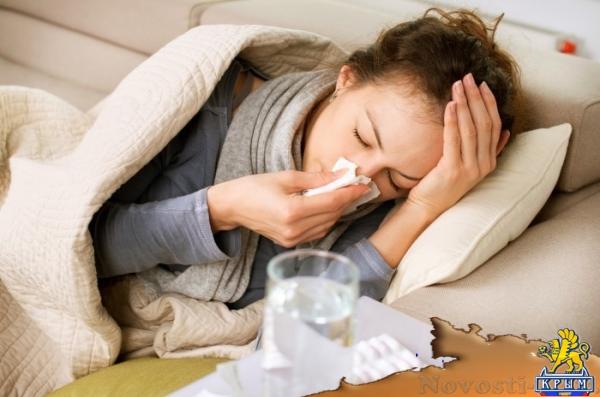 В Ялте зафиксирован рост простудных заболеваний - «Здоровье»