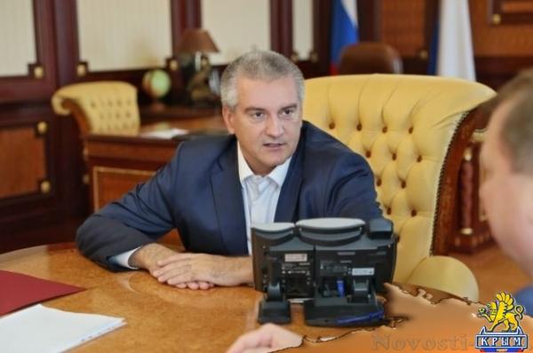 Аксенов подписал указ об увольнении главы Госкомцен полуострова - «Культура Крыма»