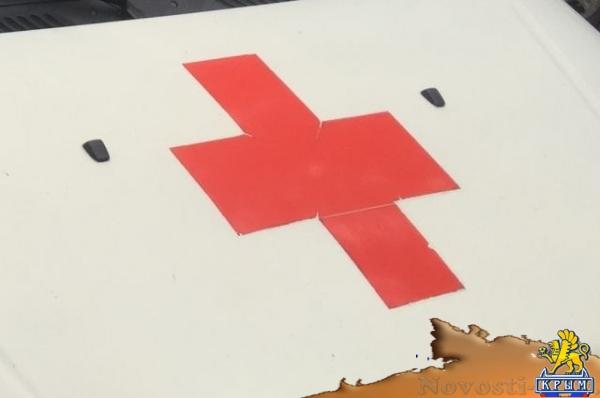 Произошла авария на трассе Симферополь-Ялта: пострадало 6 участников ДТП
