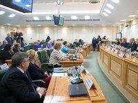В Совете Федерации прошла встреча членов Координационного совета при Президенте РФ по реализации Национальной стратегии действий в интресах детей 2012-2017г. - «Правам ребёнка»