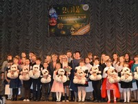 В Симферополе 20 декабря 2017 года прошла уже ставшая традиционной «сенаторская ёлка». - «Правам ребёнка»
