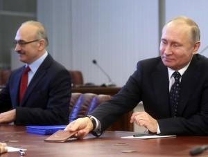 На избирательный счет Путина поступила максимальная сумма     - «Политика Крыма»