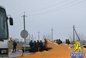 Украинские власти не могут справится с нелегальными таксистами на Чонгаре - «Происшедствия Крыма»