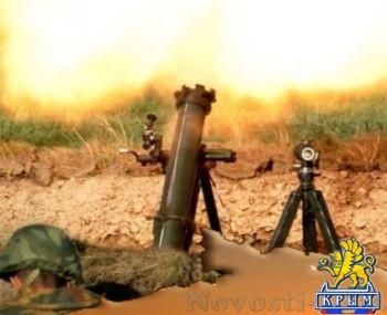 На Луганщине пьяный украинский вояка обстрелял из миномёта поля, прилегающие к жилым домам - «Происшедствия Крыма»