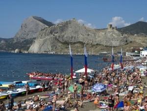 С начала года полуостров посетили более 1,5 млн туристов - Экономика -  - «Новости Крыма»
