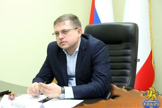 Владимир Бобков выслушал проблемы крымчан - «Новости Государственного Совета Крыма»