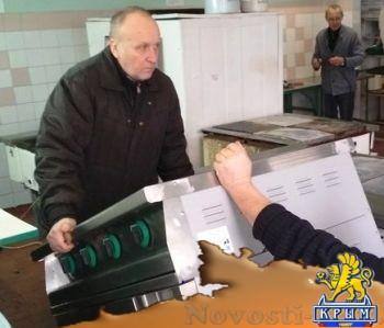 Более сотни школ и детсадов Луганска получили закупленную за счет бюджета бытовую технику - «Экономика Крыма»