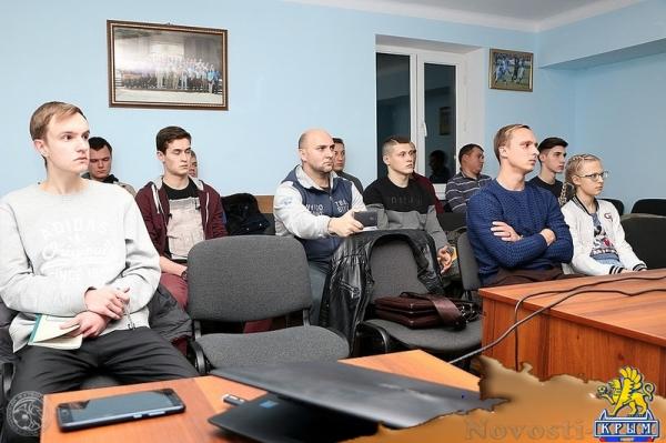 Школа молодых футбольных арбитров начала работу в Симферополе - «Спорт Крыма»