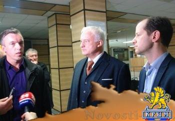 Делегация немецких депутатов прибывшая в Крым, считает введение санкций - ошибкой - «Политика Крыма»
