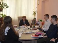 Заседание Детского общественного совета - «Правам ребёнка»