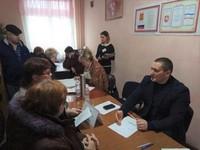 Вадим Белик провел выездной прием граждан на территории Советского района - «Министерство топлива и энергетики»
