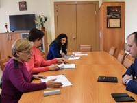 Уполномоченный по правам ребенка провела совещание в администрации Симферопольского района. - «Правам ребёнка»