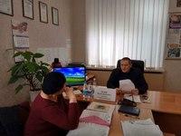 Вадим Белик проводит выездной прием граждан в г. Евпатории - «Министерство топлива и энергетики»