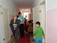 Уполномоченный по правам ребенка в Республике Крым Ирина Клюева посетила Белогорский дом-интернат для детей-инвалидов. - «Правам ребёнка»