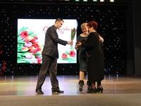 Людмила Лубина поздравила женщин с наступающим Международным женским днем - «Правам человека»