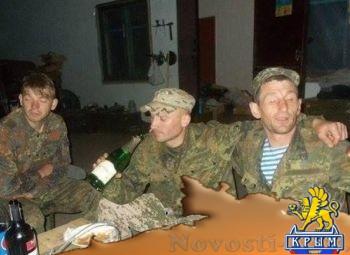 """Украинские """"штурмовики"""" отличились повальным пьянством и пальбой на Донбассе - «Происшедствия Крыма»"""
