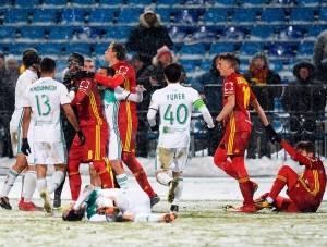 Крутое продолжение     - «Спорт Крыма»