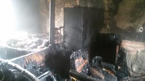 В селе Наниково сгорел частный жилой дом (фото) - «Феодосия»