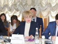 Людмила Лубина встретилась с иностранными наблюдателями - «Правам человека»
