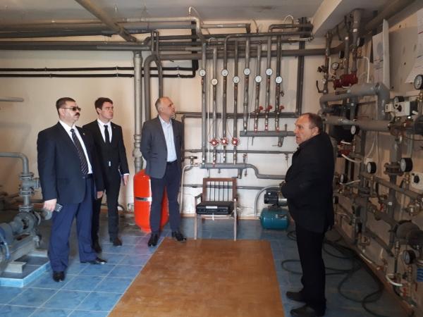 Общественный совет при Минтопэнерго РК провел очередное заседание - «Министерство топлива и энергетики»