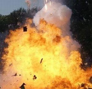 На Широколановском полигоне взорвалась офицерская палатка - «Происшедствия Крыма»
