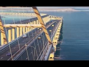 На выходных по Крымскому мосту проехали более 70 тысяч автомобилей  - «Новости Крыма»