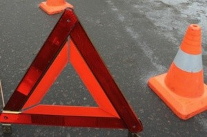 КамАЗ попал в ДТП на трассе «Таврида» - «Керчь»