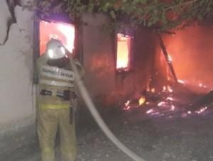 Вчера в Крыму произошли два пожара     - «Происшествия Крыма»