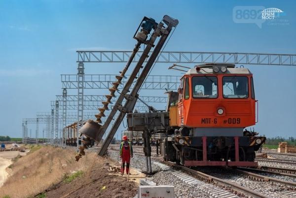 Поезда запустят в Крым по «бархатному» пути, - ФОТО - «Новости Севастополя»