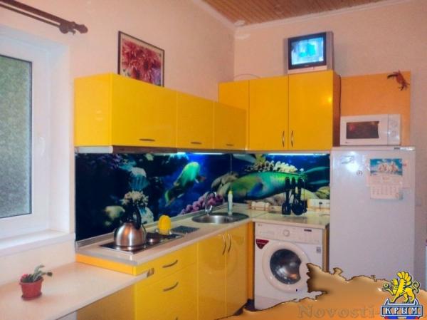 Отдых в Алуште. Хороший маленький домик на набережной Отдых в Крыму 2018 - жильё в Крыму без посредников - «Отдых в Алуште»
