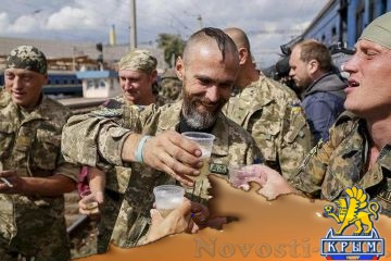 В украинские каратели в Запорожье заманивают безработных и неприкаянных вояк - «Политика Крыма»