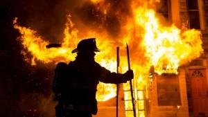В Керчи на пожаре погиб мужчина - «Керчь»