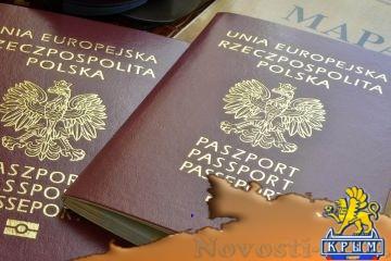Миллионы украинцев готовы стать в очередь за паспортами России и Польши - «Политика Крыма»