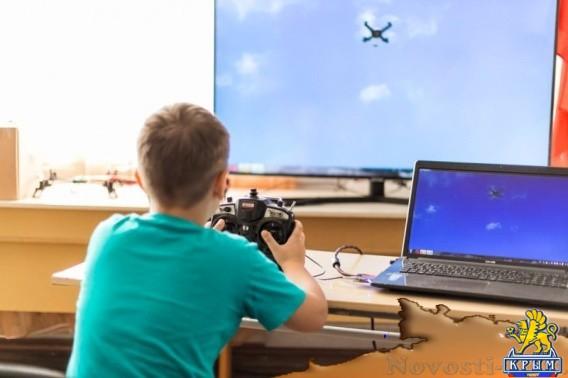 Станция юных техников дает азы актуальных профессий - «Технологии»