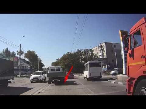 Проблема праворульного авто или сбитое зеркало  - «Видео новости - Крыма»