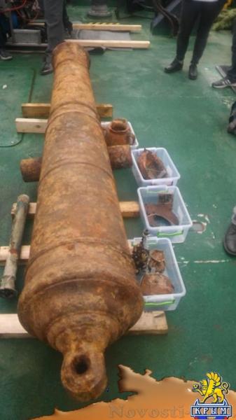 В Эгейском море нашли обломки российского военного парусника 18 века - «Жизнь»