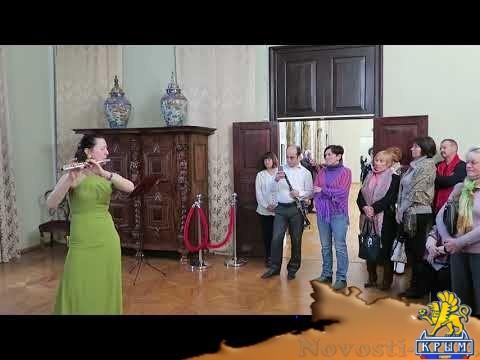 В галерее Айвазовского открылась выставка картин местных художников    - (видео)