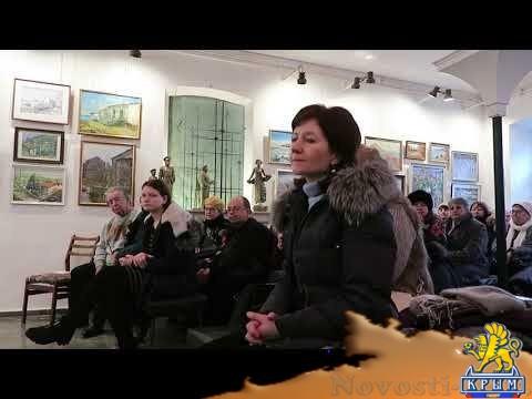 Рождественский концерт Ольги Барановой в Феодосии    - (видео)