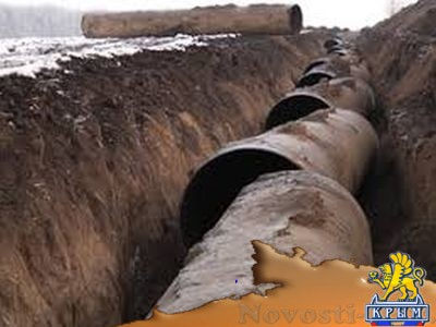 На Херсонщине разрушают водопровод Днепропетровск-Николаев - «Экономика Крыма»